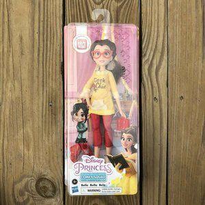 New Disney Princess COMFY SQUAD Doll BELLE